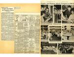 George Lotzenhiser scrapbook, 1945-1947; 1961-1965 page 76