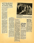 George Lotzenhiser scrapbook, 1945-1947; 1961-1965 page 78
