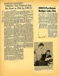 George Lotzenhiser scrapbook, 1945-1947; 1961-1965 page 79