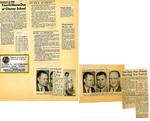 George Lotzenhiser scrapbook, 1945-1947; 1961-1965 page 82