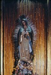 Statue of Our Lady of Guadalupe by Carlos Maldonado