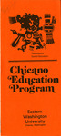 Chicano Education Program flyer, 1978 by Chicano Education Department. Eastern Washington University