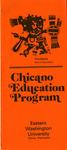 Chicano Education Program flyer, 1978