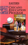 Chicano Education Program pamphlet