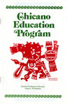 Chicano Education Program pamphlet by Chicano Education Department. Eastern Washington University