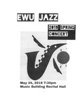 Jazz Concert by Eastern Washington University Repertory Jazz Orchestra and Eastern Washington University Concert Jazz Orchestra