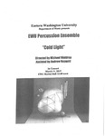 Percussion Ensemble by Eastern Washington University Percussion Ensemble