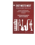 East Meets West Jazz Concert by Eastern Washington University Jazz Orchestra