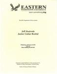 Jeff Heatwole Junior Guitar Recital by Jeff Heatwole