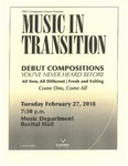 Music in Transition