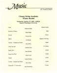 Cheney String Academy Recital by Westwood String Academy Orchestra, Cheney String Academy Orchestra, Thomas Sine, Zoe Burgis, River Kelly, Caroline Greer, Jenna Burnett, Aliarra Loyd, Sophia Watkins, Matt Mitzenberg, Abigail Fleskes, Tabitha Smith, Evan Fleskes, Kaitlynn Hodge, and Olena Hoppe