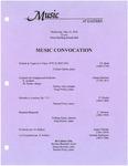 Convocation by Cristian Garcia, Mattias Tyni, Greg Presley, Rachael Ferry, William Fisher, Brenden Bachaud, and Karen Hawkins