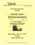 Piano Duo Extravaganza by Soren Rima, Cristian Garcia, Carolyn Hall, Rachael Ferry, Diana Viskova, Joshua Lindberg, Jody Graves, and James Henry
