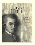Cosi fan Tutte, KV.588 by Ashley Gren, Melissa Gren, Jillian McCord, James Henry, Nathan Hoyt, Michael Sinitsa, and Eastern Washington University Orchestra