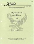 Miguel Maldonado & Jesse Flanagan Junior Trumpet Recital