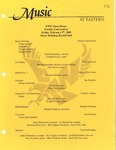 EWU Open House Faculty Convocation