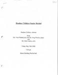 Heather Childers Senior Recial by Heahter Childers, Yuki Hatakeyama, Greg Presley, and Mark Aaron