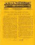 M.W.A.K. Columbian, Vol. 3, No. 6 by Mason-Walsh-Atkinson-Kier Co.