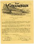 Columbian, Vol. 4, No. 4