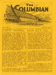 Columbian, Vol. 4, No. 8 by Consolidated Builders
