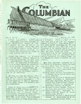 Columbian, Vol. 4, No. 15 by Consolidated Builders