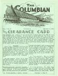 Columbian, Vol. 5, No. 18