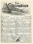 Columbian, Vol. 5, No. 25 by Consolidated Builders