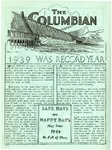 Columbian, Vol. 6, No. 1 by Consolidated Builders