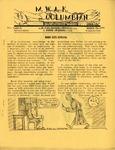 M.W.A.K. Columbian, Vol. 2, No. 4 by Mason-Walsh-Atkinson-Kier Co.
