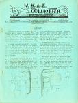 M.W.A.K. Columbian, Vol. 2, No. 5 by Mason-Walsh-Atkinson-Kier Co.