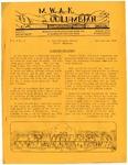 M.W.A.K. Columbian, Vol. 2, No. 9 by Mason-Walsh-Atkinson-Kier Co.