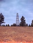 Fire lookout stations by United States. Army Air Forces