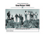 Cave Junction crew portrait, 1945 by Unknown