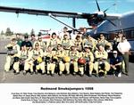 Redmond crew portrait, 1998 by unknown