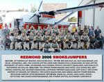 Redmond crew portrait, 2006 by unknown