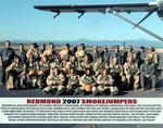 Redmond crew portrait, 2007 by unknown