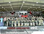 Redmond crew portrait, 2012 by unknown