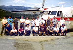 North Cascades crew portrait, 1995 by unknown