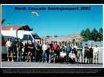 North Cascades crew portrait, 2002 by unknown