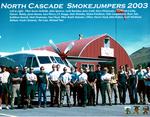 North Cascades crew portrait, 2003 by unknown
