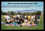 North Cascades crew portrait, 2005 by unknown