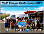 North Cascades crew portrait, 2007 by unknown