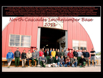 North Cascades crew portrait, 2011 by unknown