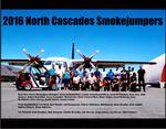 North Cascades crew portrait, 2016 by unknown