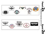 Smokejumper logos