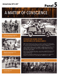 A Matter of Conscience by National Smokejumper Association