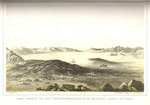 Kamas Prairie of the Pend D'Orielles Indians in the Rocky Mountains, looking southward by Gustavus Sohon; Sarony, Major & Knapp, Lithographers; and Thomas H. Ford, Printer