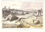 Kettle Falls, Columbia River by John Mix Stanley; Sarony, Major & Knapp, Lithographers; and Thomas H. Ford, Printer