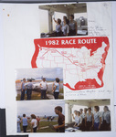 Volunteers for the 1982 All Women's Transcontinental Air Race by unknown