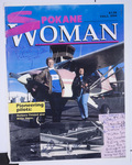 Spokane Woman article about Millie Shinn and Barbara Thisted by Colleen Brink